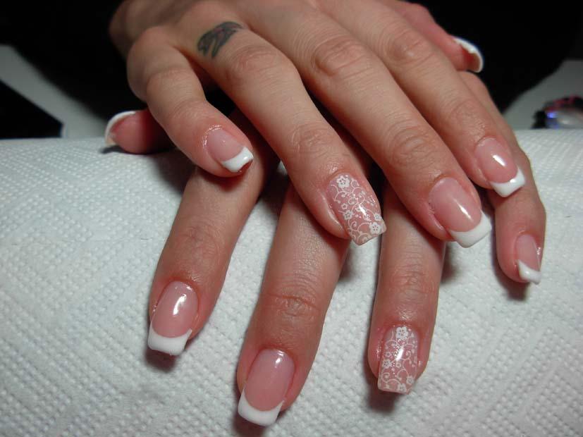 Bilder unten : Beispiele von Nails by Pedicure & Nailstudio Catalano